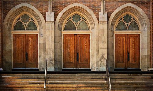three doors photo