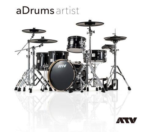 日本初のアコースティックドラムシェルタイプのエレクトロニックドラム、aDrumsが8月28日に発売