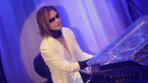 日本一豪華なディナーショー「EVENING WITH YOSHIKI 2017」が感動の閉幕!手術を乗り越え走り続けるYOSHIKIの奏でるピアノの音色が全観客を魅了!
